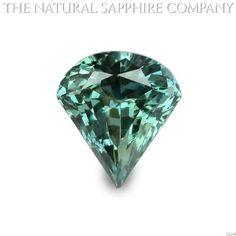Natural Untreated Greenish Blue Sapphire, 6.18ct. (U3509)