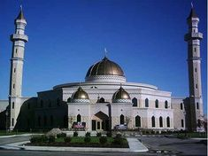 Largest Mosque in North America