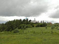 Holy-Intercession Avraamiev Monastery in Nozhkino