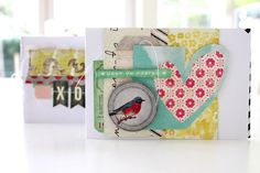 Janna Werner for Sizzix and Crate Paper