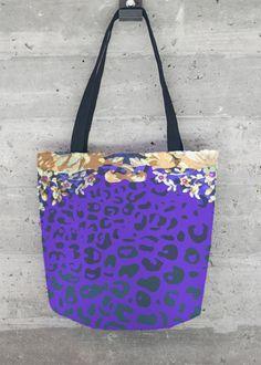 VIDA Tote Bag - Waterlily Mandala by VIDA OJWvRpR