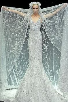 Enchanted visions on pinterest snow queen ice queen and for Very sparkly wedding dresses