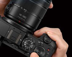 Panasonic LUMIX Interchangeable Lens Camera: Weather resistant with - 4k Photos, Rangefinder Camera, Best Camera, Camera Lens, Hd Video, Binoculars, Digital Camera, Weather, Movies