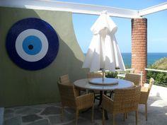 Ambientação - Olho Turco - Mosaicos Portella