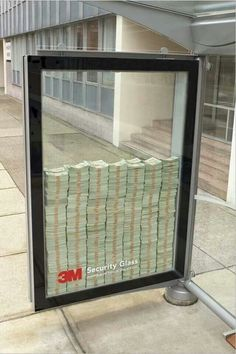 3M security glass