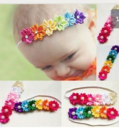 Baby Headbands Kids Infant Colorful Fabric Flowers Pearl Hair Accessories Cute Korea Hair Band Photograph Headdress Hair Sticks Hairbands Childrens We Felt Flowers, Flowers In Hair, Fabric Flowers, Childrens Wedding Hair, Kids Hair Bows, Accessoires Photo, Prom Hair Accessories, Cheap Accessories, Flower Hair Band
