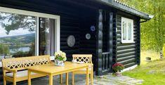 «Nye» og unike hagemøbler på budsjett - Byggmakker.no Outdoor Furniture Sets, Summer House, Outdoor Decor, Decor, Interior Design, Inspiration, Furniture, Outdoor Furniture, Interior