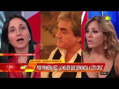 """Ex pareja de Lito Cruz denunció al actor en """"Infama"""" por violencia de gé..."""