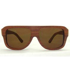 awesome Bamboo Retro Classical Design Aviator Women Men Wooden Wood Sunglasses Shades Sun Glasses