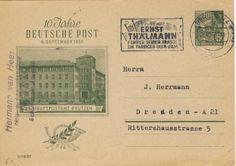 Berlin Ernst Thalmann Fuhrer seiner Klasse Ein farbiger DEFA-Film