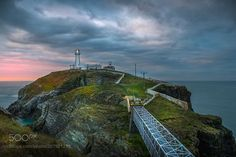 Wales#10 - South Stack Lighthouse (III) by ewhchow via http://ift.tt/2oMvY6Q