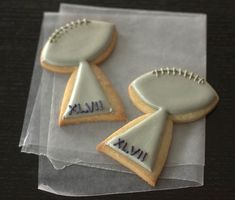 superbowl cookies | Super Bowl Cookies | my kitchen addiction