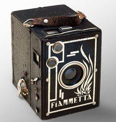 The Fiammetta camera   Italian Ways