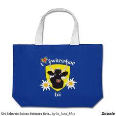 Uri Schweiz Suisse Svizzera Svizra Tasche
