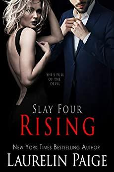 Rising by Laurelin Paige. Slay Quartet Book Edward and Celia's story concludes. Rising is the fourth and final book in the Slay Quartet. I Love Someone, Chapters Indigo, First Novel, S Stories, Romance Novels, Book Series, Free Books, Bad Boys, Bestselling Author