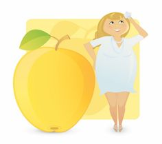 5 Tips for Dressing Your Apple Shaped Body