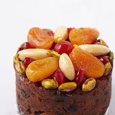 """Our Christmas cakes come in 3 sizes 