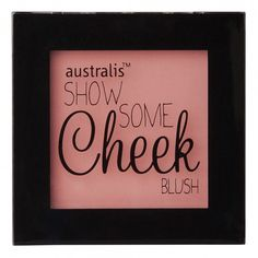 Are you looking for Show Some Cheek Blush g by Australis? Priceline has a wide range of Makeup products available online. Cruelty Free Kitty, Cruelty Free Makeup, Priceline Makeup, Popular Makeup Brands, Diy Beauty Secrets, Blush On Cheeks, New Things To Try, Makeup Sale, Makeup Must Haves