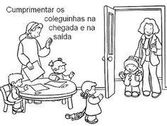 kindergarten ausmalbilder 03 | ausmalen, ausmalbilder, malvorlagen für kinder