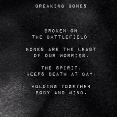 eclipse- a war of words  breaking bones  #art #eclipse #war #words #break #bones #fracture #essence #spirit #poet #writer #prose #poetry #fiction #microfiction #poetsofinstagram #poetscommunity #writersofinstagram #black #white #bnw #life #death #reality #mind #body #soul #man #woman #soldier
