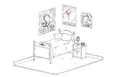 Delicate Editorial Animated Illustrations by Thoka Maer – Fubiz Media