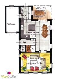 Floor Plans, House Design, Flooring, How To Plan, Interior, Sims 3, Houses, Homes, Design Interiors