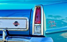 Car Tail Light Images by Jill Reger - Images of Tail Lights - Car Taillight Images - 1966 Chevrolet II Ss L79 Taillight Emblem
