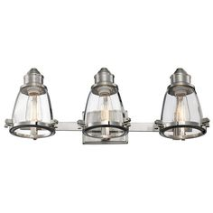 Found it at Wayfair - Belmont 3 Light Vanity Light