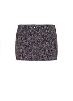 MANGO - Shorts estampado corbatero