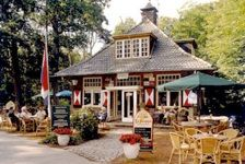 Boshuis Venkraai Oisterwijk : oude boswachterswoning, zeer leuk om iets te drinken