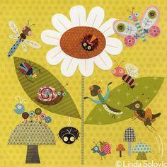 Eleven Bugs  - Linda Solovic