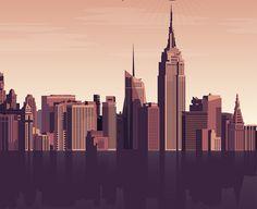 flat+city+vector - Sök på Google