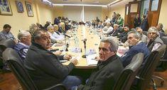 Los integrantes del Consejo Directivo se reunirán para levantar las medidas de fuerza, aunque aclararon que volverán a convocar a una huelga si los diputados pretenden tratar la reforma previsional.