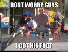Foot Cop