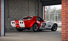 1968 Pescarolo Class Chevrolet Corvette 7.5 litre