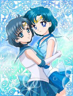 #SailorMercury #SailorMercuryCrystal #SailorMoonCrystal                                                                                                                                                                                 Más