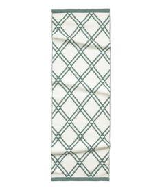 Jacquardgeweven vloerkleed | Product Detail | H&M