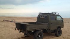 toyota hiace truck offroad - Google Search Utility Truck, Toyota Hiace, Offroad, Monster Trucks, Google Search, Vehicles, Off Road, Car, Vehicle