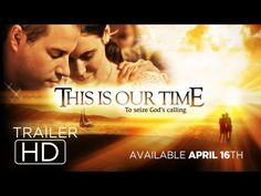 This is our Time - Christian Movie/Film Trailer. (Pure Flix)