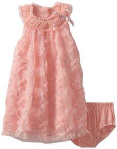 Nannette Baby-Girls Infant 2 Pieced Knit Dress & Panty, Guava, 24 Months Nannette,http://www.amazon.com/dp/B00ANKOWMY/ref=cm_sw_r_pi_dp_QlZBsb0DSHRAGVYX