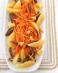 Moroccan Carrot Salad with Oranges and Medjool Dates Recipe - Bob Chambers | Food & Wine