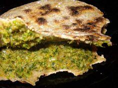 Montignac indian stuffed tortillas