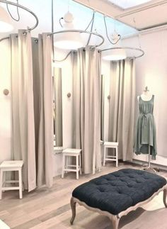 19+ Ideas For Clothes Store Interior Boutiques Ideas