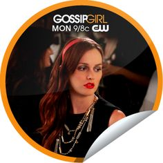 ORIGINALS BY ITALIA's Gossip Girl: Save the Last Chance Sticker | GetGlue