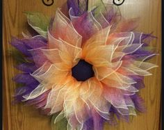The Ann Flower by A Noble Touch by ANobleTouch on Etsy