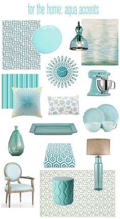 color combo: teal, white, and navy | teal, teal living rooms and