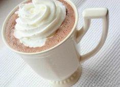 Gorąca czekolada z nutellą