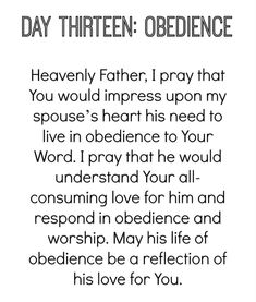 30 Day - Pray for Your Spouse/Significant Other Challenge (Sep. 2014)