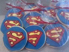 The Diaz Family: Superman party ideas