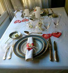 Mesa de San Valentin-San Valentine's table